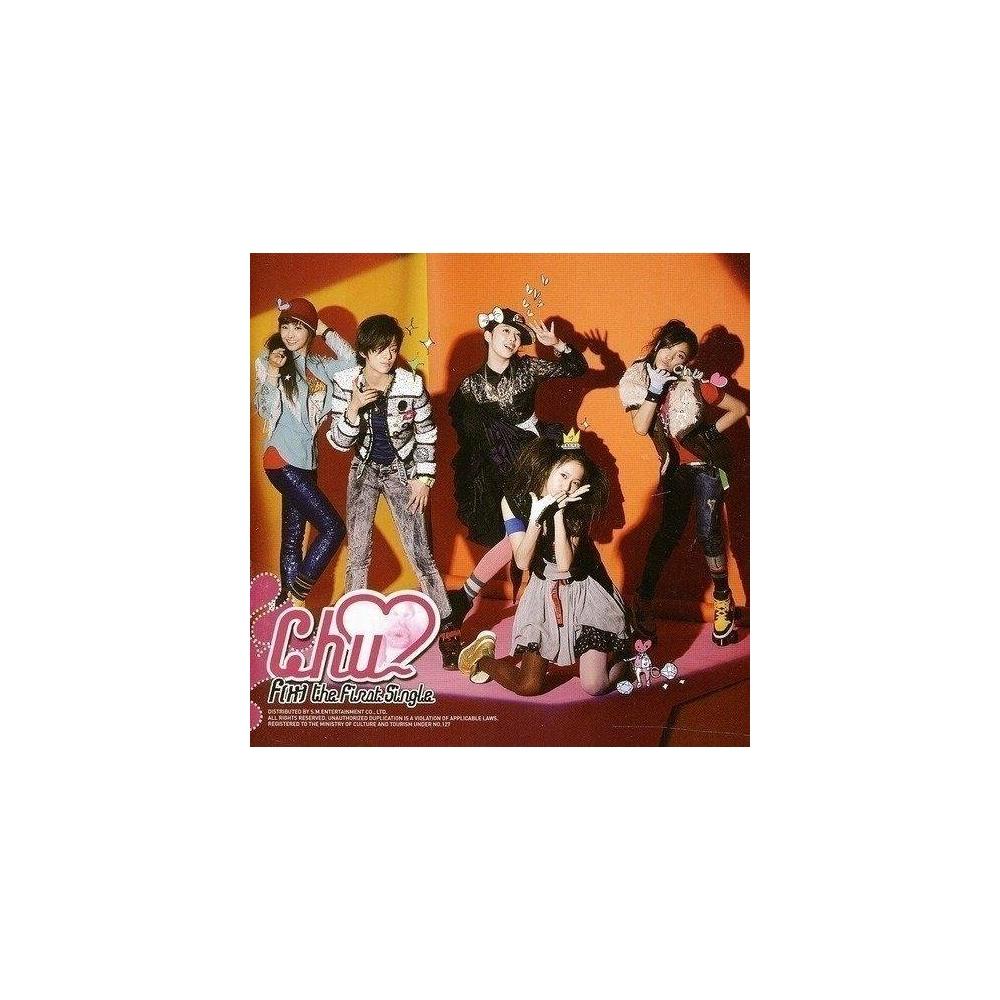 F(x) - Chu (1st Single)