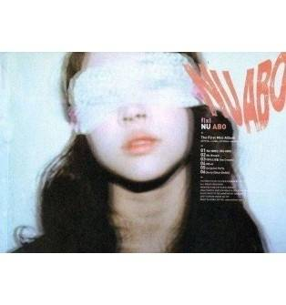 F(x) - Nu Abo (1st Mini Album) CD