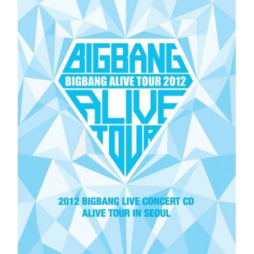 Bigbang - 2012 Live Concert : Alive Tour in Seoul