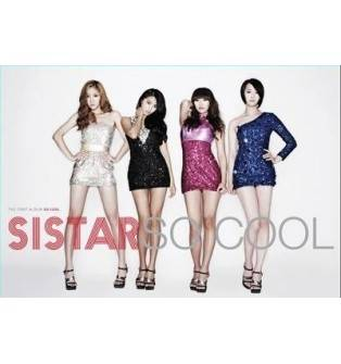 Sistar - So Cool (1st Album) CD