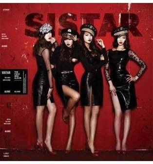 Sistar - 1st Mini Album: Alone (Special Edition) CD