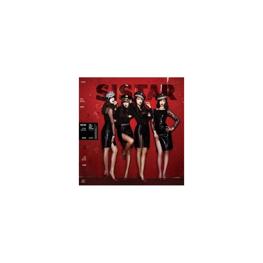 Sistar - 1st Mini Album Alone (Special Edition)