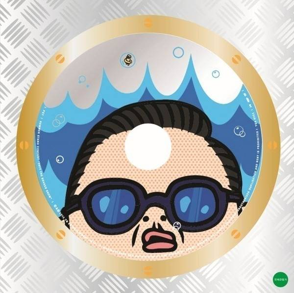 Psy - Summer Stand Concert: 2012 The Water Show DVD