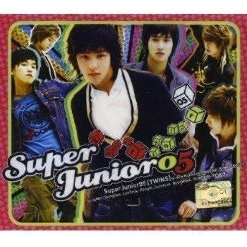 Super Junior - 1st Album: SuperJunior 05 CD
