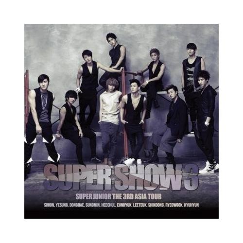 Super Junior - 3rd Asia Tour Concert Super Show III