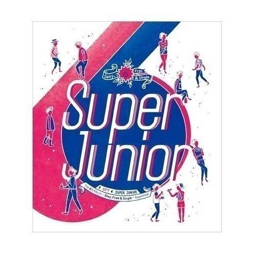 Super Junior - 6th Album Repackage Spy