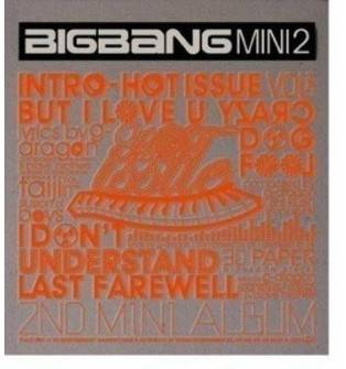Bigbang - Mini Album: Hot Issue CD