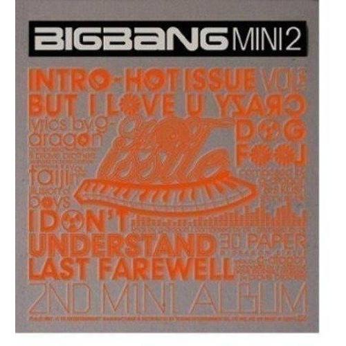 Bigbang - Mini Album Hot Issue