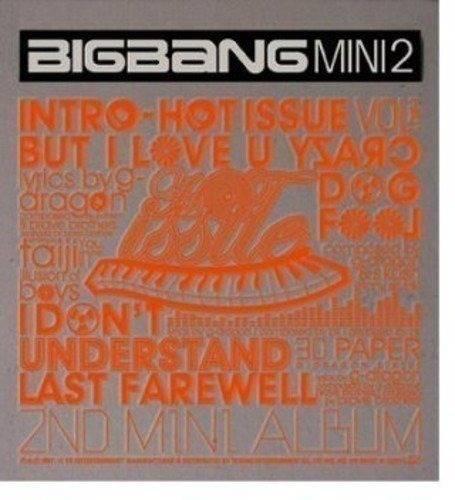Bigbang - Mini Album: Hot Issue CD