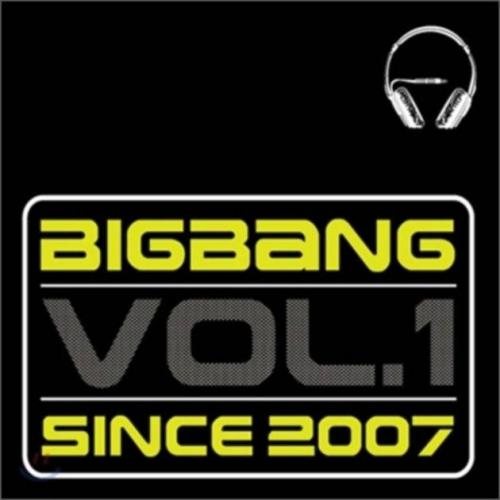 Bigbang - 1st Album: Since 2007 CD