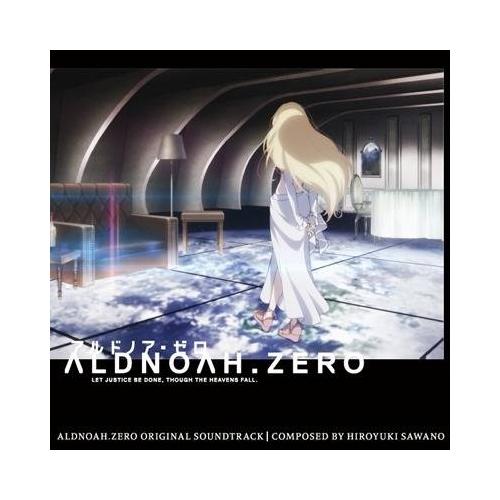 Sawano Hiroyuki - Aldnoah. Zero OST CD