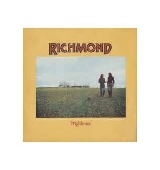 Richmond - Frightened CD