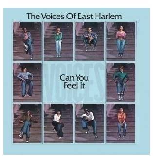 Voices Of East Harlem - Can You Feel It Mini LP CD