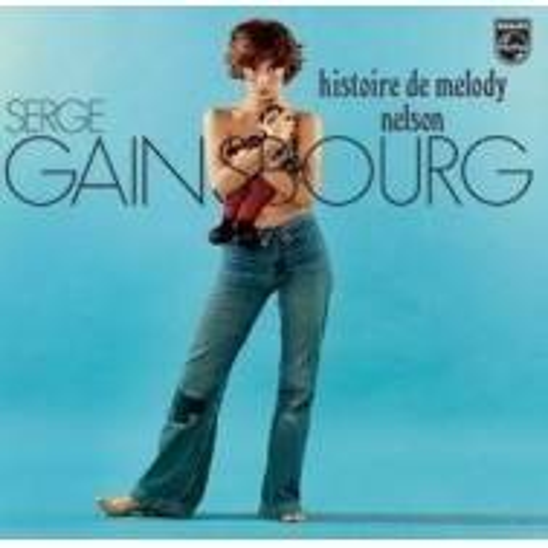Serge Gainsbourg - Histoire De Melody Nelson Mini LP CD