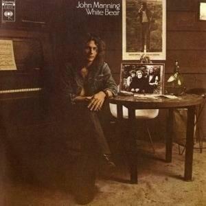 John Manning - White Bear Mini LP CD