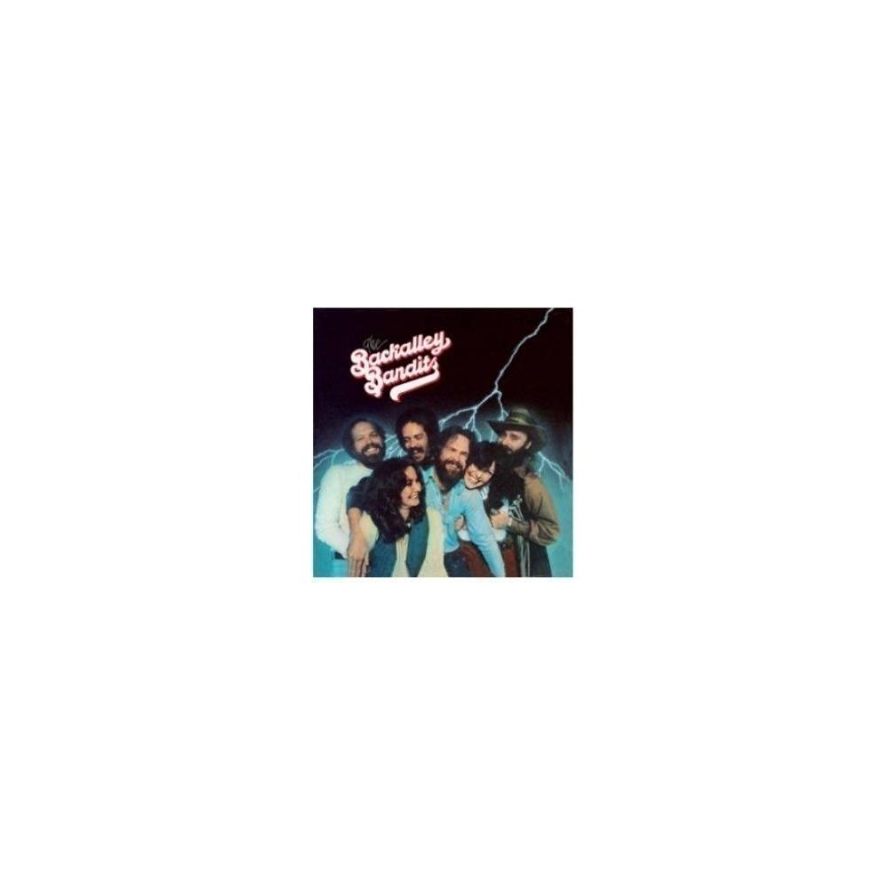 Backalley Bandits - Backalley Bandits Mini LP CD