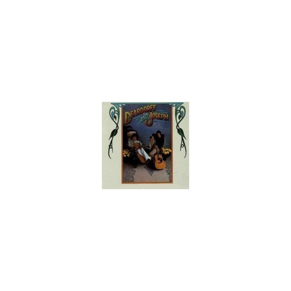 Deardorff and Joseph - Deardorff and Joseph Mini LP CD
