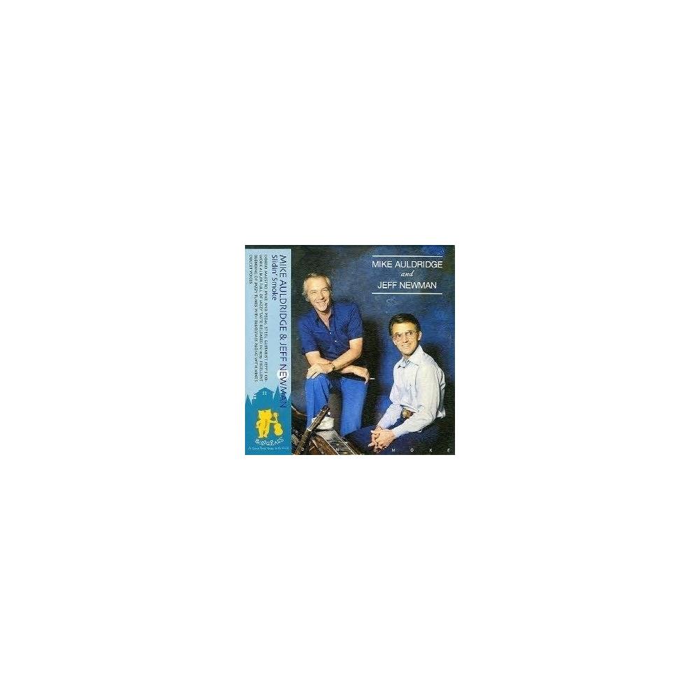 Mike Auldridge & Jeff Newman - Slidin' Smoke Mini LP CD