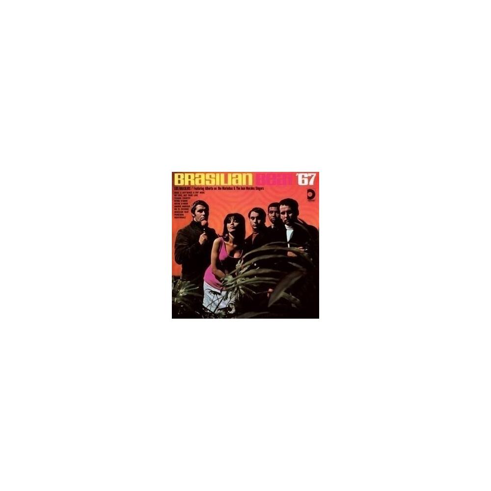Los Brasilios - Brasilian Beat '67 Mini LP CD