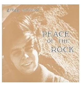 Gregg Suriano - Peace of the Rock Mini LP CD