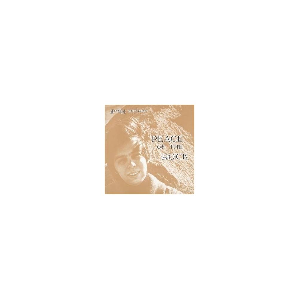 Gregg Suriano - Peace of the Rock Mini LP CD