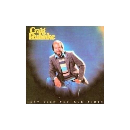 Craig Ruhnke - Just Like the Old Times Mini LP CD