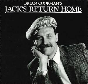 Brian Cookman - Jack's Return Home Mini LP CD