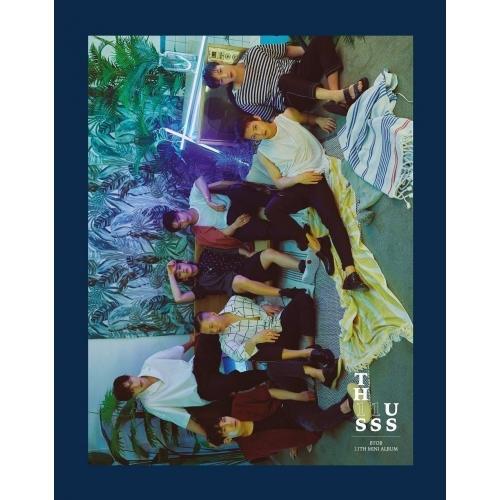 BTOB - 11th Mini Album: THIS IS US CD (Feel Version)