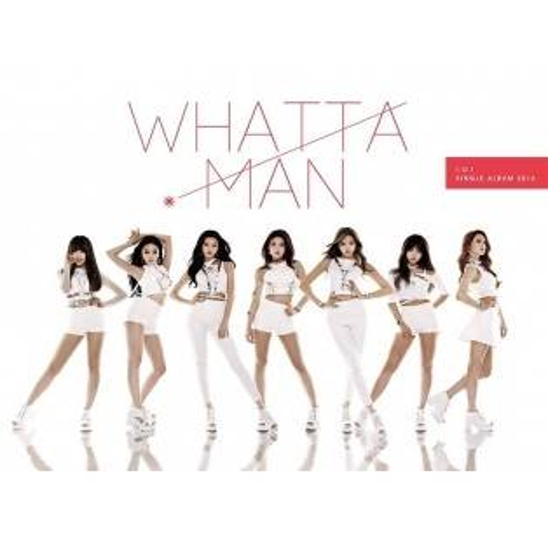 I.O.I - 1st Single Album: Whatta Man CD