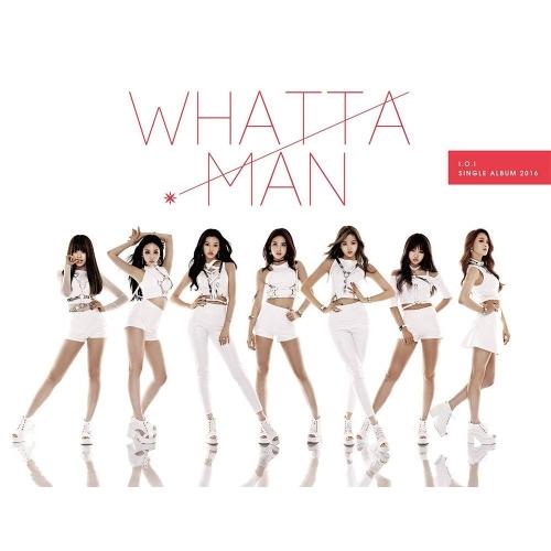 I.O.I - 1st Single Album Whatta Man