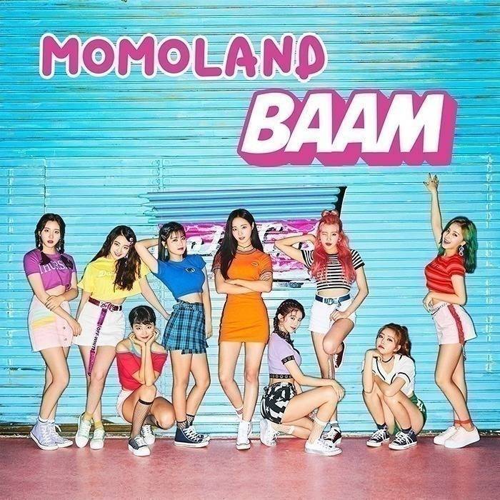 Momoland - 4th Mini Album Fun to The World