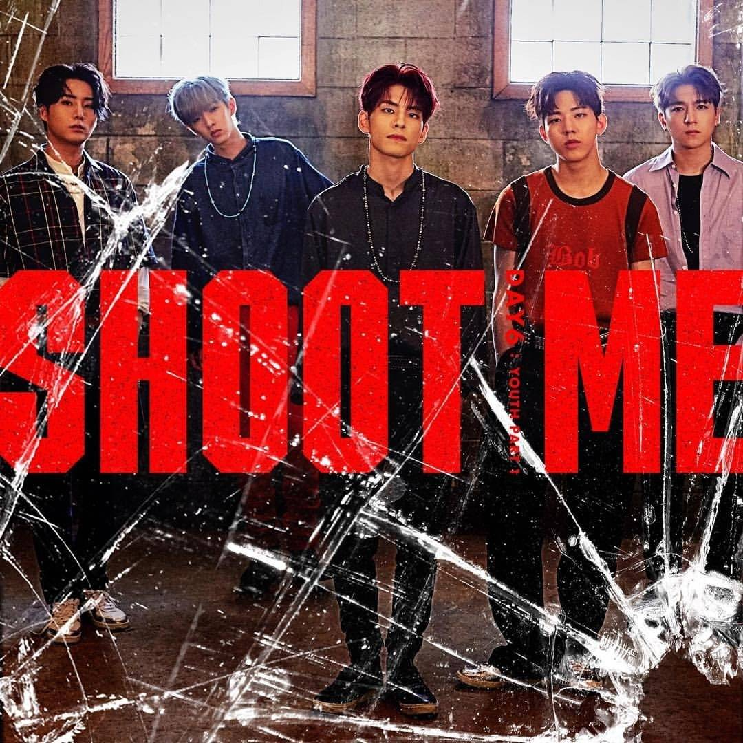 Day6 - 3rd Mini Album Shoot Me: Youth Part 1 CD