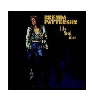 Brenda Patterson - Like Good Wine MIni LP CD