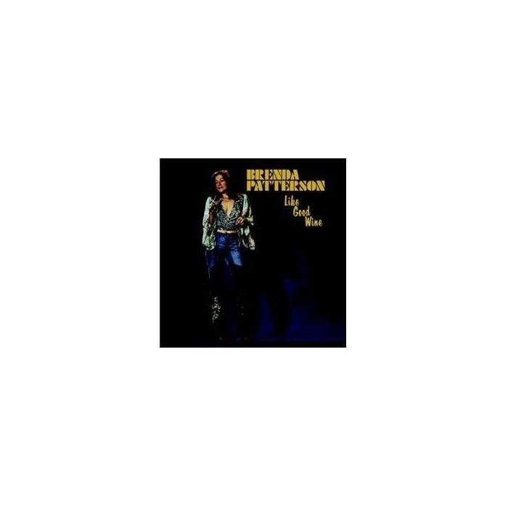 Brenda Patterson - Like Good Wine MIni LP CD