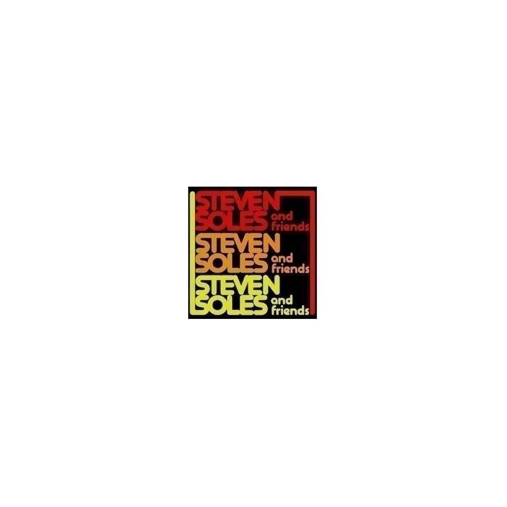 Steve Soles and Friends - Steve Soles and Friends Mini LP CD