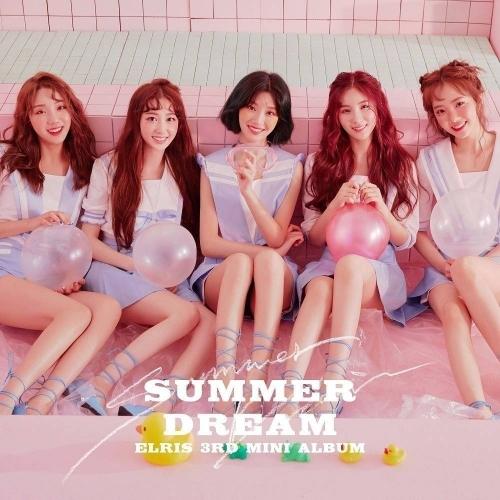 ELRIS - 3rd Mini Album: Summer Dream CD