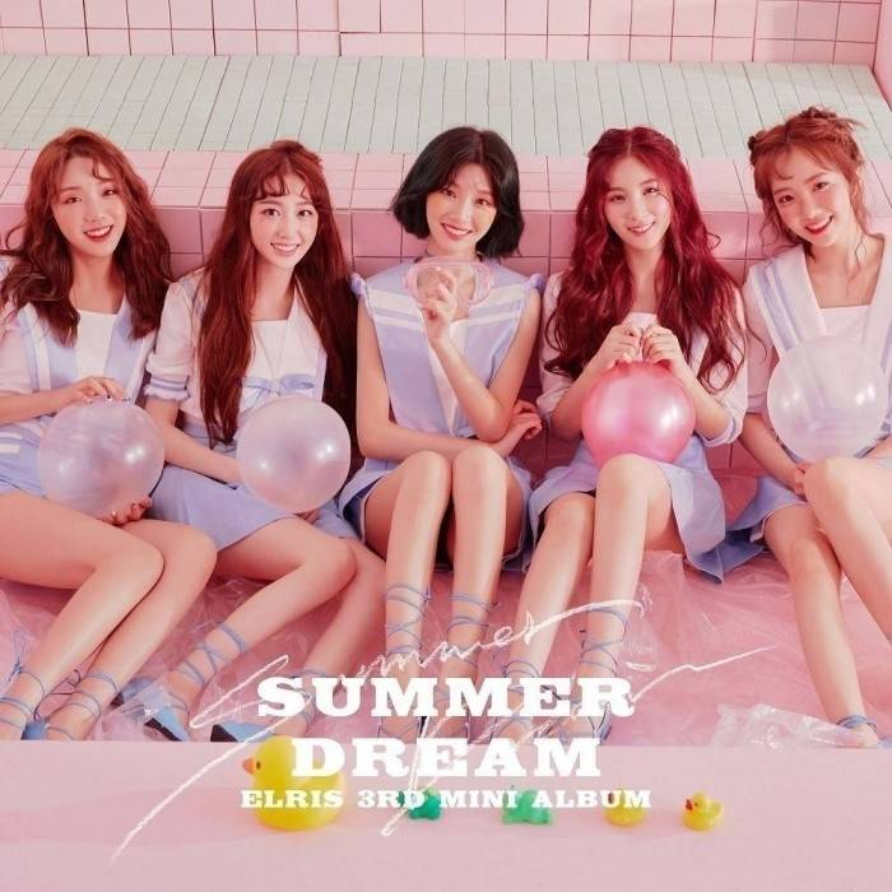 ELRIS - 3rd Mini Album Summer Dream