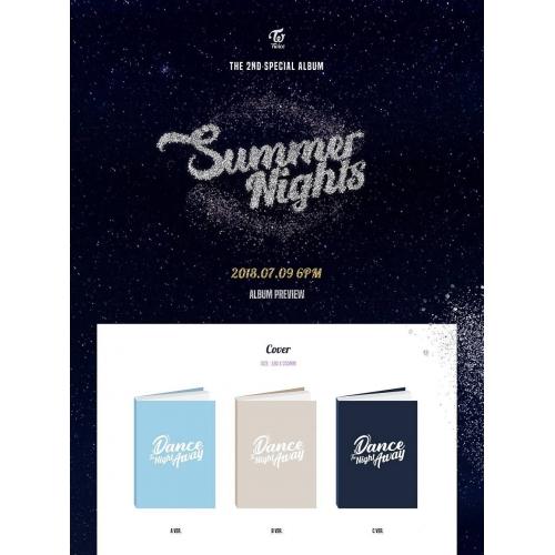 TWICE - 2nd Special Album Summer Nights