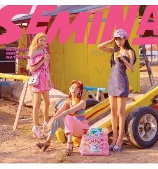 Gugudan Semina - Single Semina CD