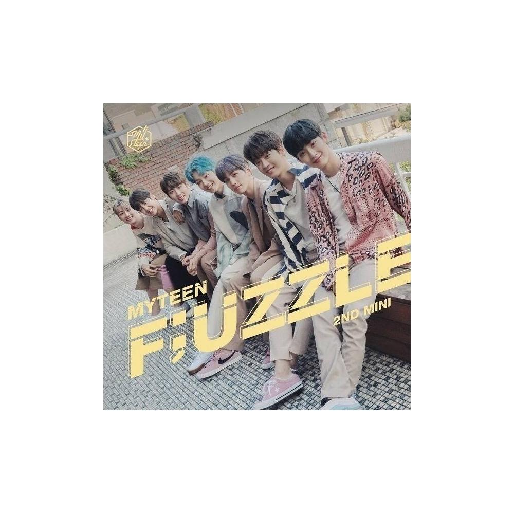 Myteen - 2nd Mini Album Fuzzle