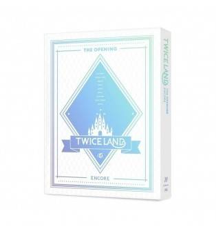 "TWICE - ""TWICELAND"" THE OPENING [ENCORE] Blu-ray"