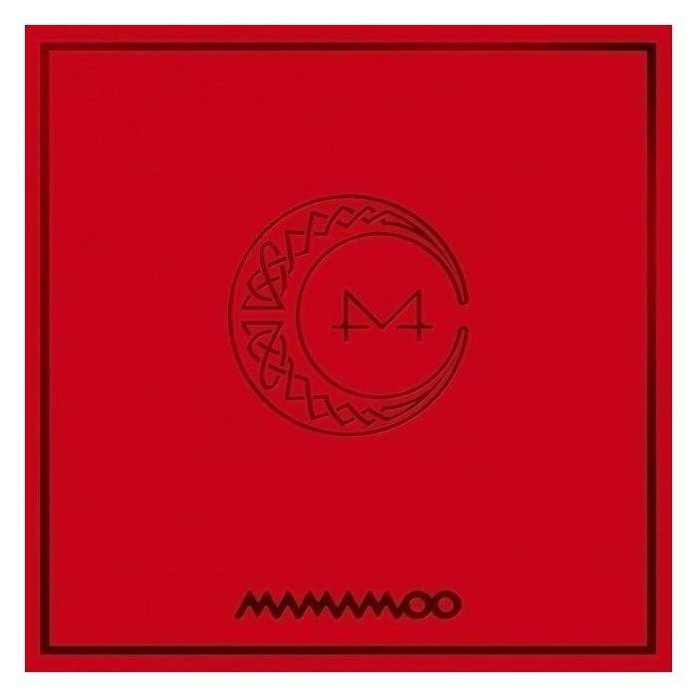 MAMAMOO - 7th Mini Album Red Moon
