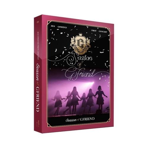 GFRIEND - 2018 First Concert Season of GFRIEND DVD