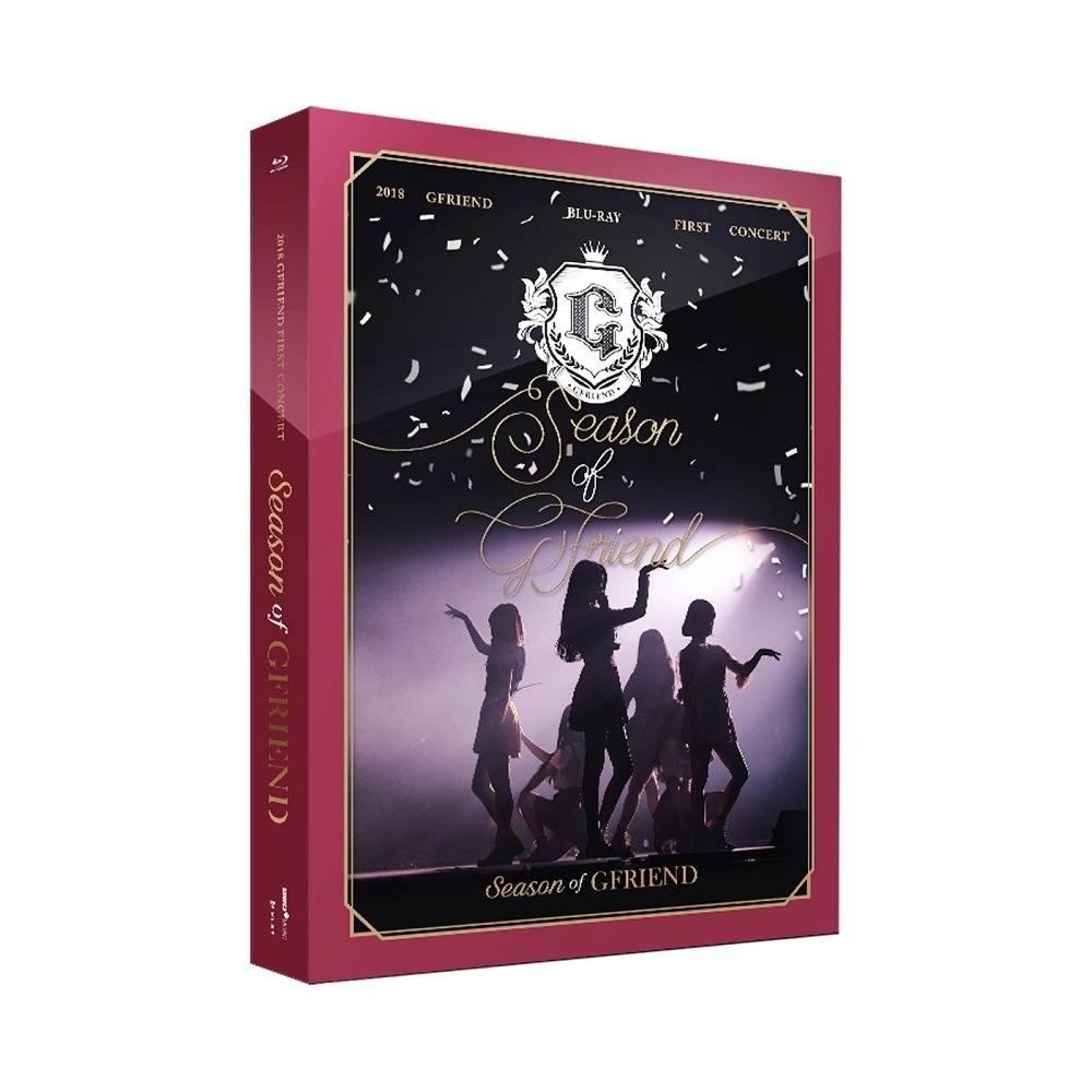 GFRIEND - 2018 First Concert Season of GFRIEND Blu-ray