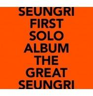 Seungri - 1st Solo Album: The Great Seungri CD (Orange Version)
