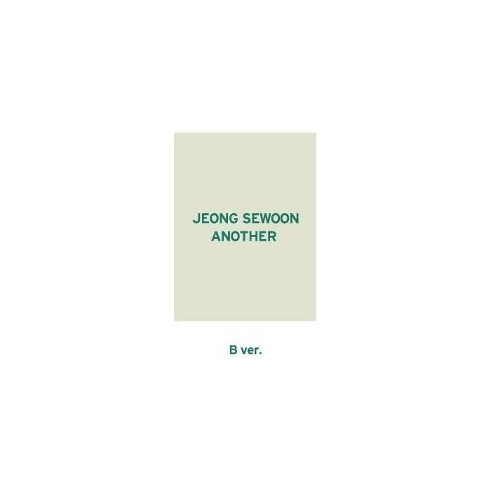 Jeong Sewoon - 2nd Mini Album Another (Ver. B)
