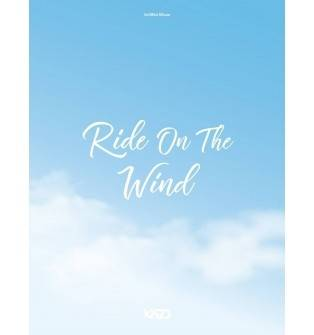 KARD - 3rd Mini Album: Ride on the Wind CD