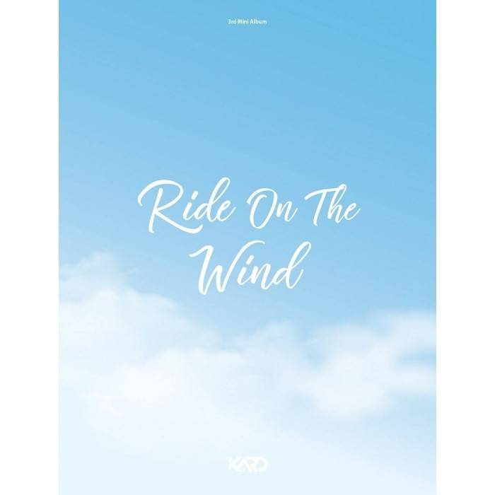 KARD - 3rd Mini Album Ride on the Wind