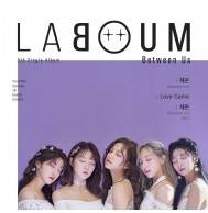Laboum - 5th Single Album: Between Us CD