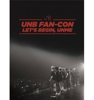 UNB - 2018 UNB FAN-CON: LET'S BEGIN, UNME 2DVD+1CD